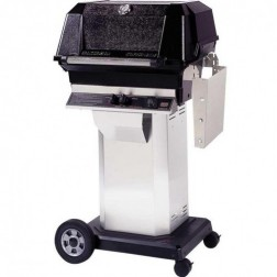 MHP JNR4DD-PS-OCOL-OMP LP Cart Grill