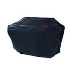 MHP KKCVPREM2 Poly Vinyl Custom Grill Cover for GJK2 Cart with Side burner