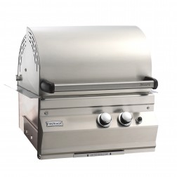 FireMagic 11-S1S1N-A Deluxe Legacy NG Grill Built In