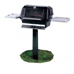 MHP WNK4-NS-MPP NG In Ground Post Mount Grill