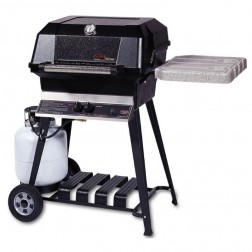 MHP JNR4-PS-JCP4 LP Cart Grill