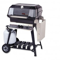 MHP JNR4DD-PS-JCP4 LP Cart Grill