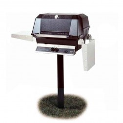 MHP WNK4DD-PS-MPP LP In Ground Post Mount Grill