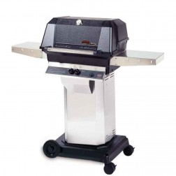 MHP WNK4DD-PS-OCOL-OMP LP Cart Grill