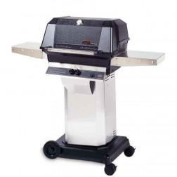 MHP WNK4DD-P-OCOL-OMP LP Cart Grill
