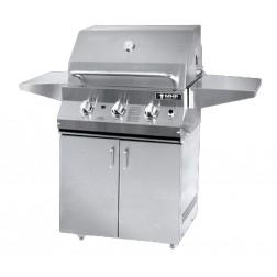 MHP MHPLX26G-N-MHPLX26CBN NG LX Series Cart Grill