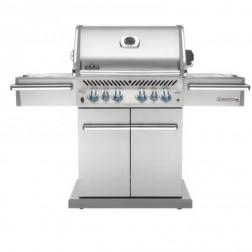 Napoleon Prestige-PRO PRO500RSIBNSS Natural Gas Barbecue Grill