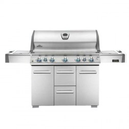 Napoleon Mirage M730SBINSS-2 Infrared Natural Gas Barbecue Grill