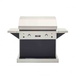 "TEC Patio FR Series 44"" NG Grill w/Black Cabinet"
