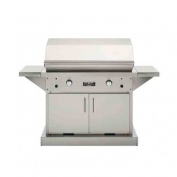 "TEC Patio FR Series 44"" NG Grill w/SS Cabinet"