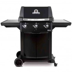 Broil King Signet 320B Natural Gas Barbecue Grill-986457