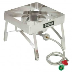 Bayou Classic SS84 Stainless Brew Cooker