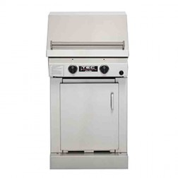 TEC Sterling II 26 inch LP Infrared Barbecue Grill /SS Cabinet