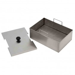 TEC Stainless steel Fryer/Steamer Combo