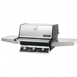 MHP W3G4DD-PS-OCOL-OCP LP Tri-Burn Cart Grill