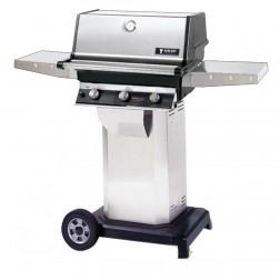 MHP THRG2-NS-OCOL-OCN NG Hybrid Cart Grill