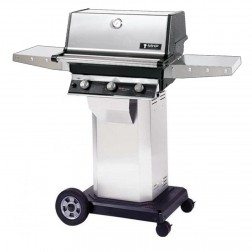 MHP TRG2-PS-OCOL-OMP LP Infrared Cart Grill