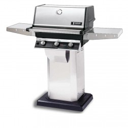 MHP TRG2-PS-OCOL-OPP LP Infrared Cart Grill