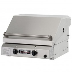 TEC Sterling II 26 inch NG Infrared Barbecue Grill Head