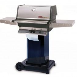 MHP T3G4DD-NS-OCOLB-OCN NG Tri-Burn Cart Grill