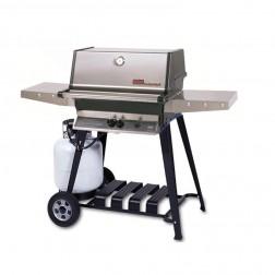 MHP TJK2-P-WCP4 LP Cart Grill