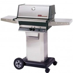 MHP TJK2-PS-OCOL-OMP LP Cart Grill