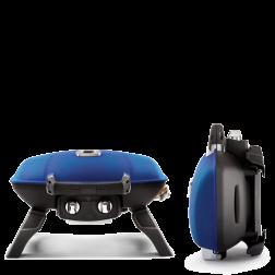 Napoleon TravelQ TQ285-BL Portable Propane Barbecue Grill