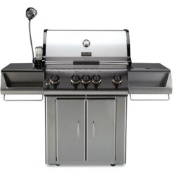 Vermont Castings 425 Natural Gas Four burner BBQ Grill