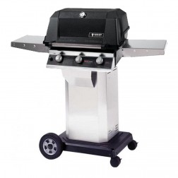 MHP WRG4DD-PS-OCOL-OMN LP Infrared Cart Grill