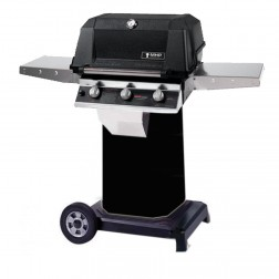 MHP W3G4DD-NS-OCOLB-OCN NG Tri-Burn Cart Grill