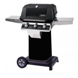 MHP WHRG4DD-PS-OCOLB-OMP LP Hybrid Cart Grill