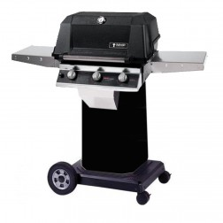 MHP WRG4DD-PS-OCOLB-OMN LP Infrared Cart Grill