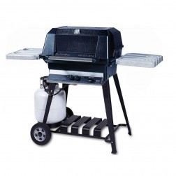 MHP WNK4-PS-WCP4 LP Cart Grill