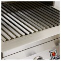 """Solaire SOL-IRBQ-21GVI-PED-NG 21"""" LP InfraVection Grill on Pedestal"""