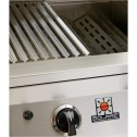 """Solaire SOL-IRBQ-21G-PED-NG 21"""" NG Convection Grill on Pedestal"""