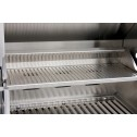 """Solaire SOL-IRBQ-21GVIXL-PED-NG 21"""" NG Deluxe InfraVection Grill on Pedestal"""