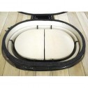 Primo 325 Ceramic Heat Deflector Oval JR 200