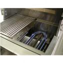 "Solaire SOL-AGBQ-56TCXBVV 56"" Gas Convection Premium Cart Grill"