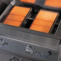 "Solaire SOL-IRBQ-42CXIR 42"" Gas Infrared Premium Cart Grill"