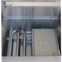 "Solaire SOL-IRBQ-36CXVI 36"" Gas InfraVection Premium Cart Grill"