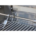 """Solaire SOL-AGBQ-27GIRXL 27"""" Gas Deluxe Infrared Built-In Grill"""