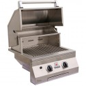 "Solaire SOL-IRBQ-21GIRXL 21"" Gas Deluxe Infrared Built-In Grill"