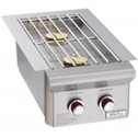 "American OutDoor Grill Built-In Double Side burner ""T"" Series-3282T"
