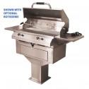"Electri-Chef 4400 Series 32"" Pedestal Base Barbecue Grill w/ Dual Temp. Control"