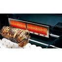 MHP MHPLX26R-N NG LX Series Built In Grill with Rotisserie